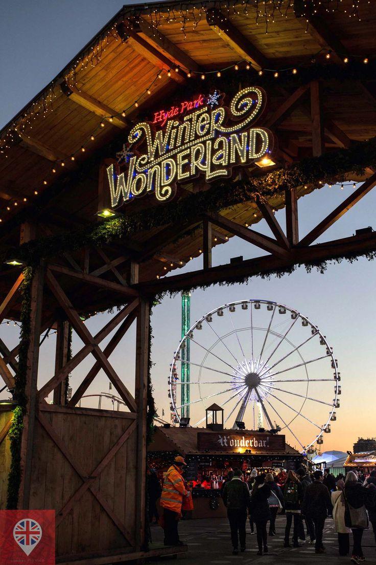 Winter Wonderland é a atração mais esperada do inverno londrino. Apesar de morar em Londres há mais de 20 anos, esse é apenas o terceiro ano que vou ao Hyde Park para o festival de inverno. E prent…