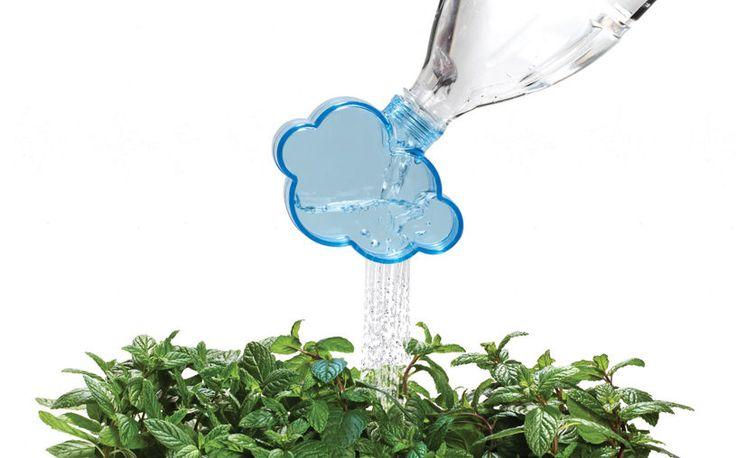 Details about RAINMAKER Plant Watering Cloud Home Garden Gift Funky Peleg Design