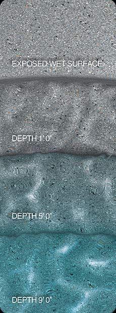 PebbleSheen French Grey: Pebble Tec International - Superior Quality Pool Finishes