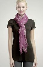 4 scarves and 16 looks. Perfect for fall and winter!