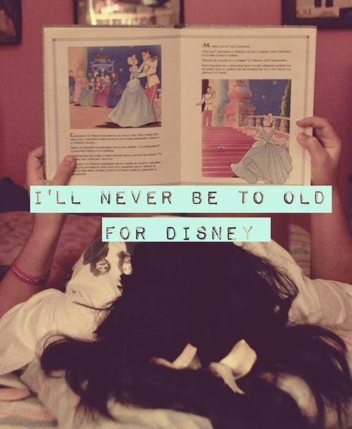 Never!: Disney Quotes, Disney Magic, Favorite Things, Disney Kids, Happiest Places, True Dat, Things Disney, True Stories, Disney Movie