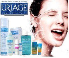 Cosmetici in omaggio :) Richiedi un campione gratuito della crema per la pelle del viso Uriage
