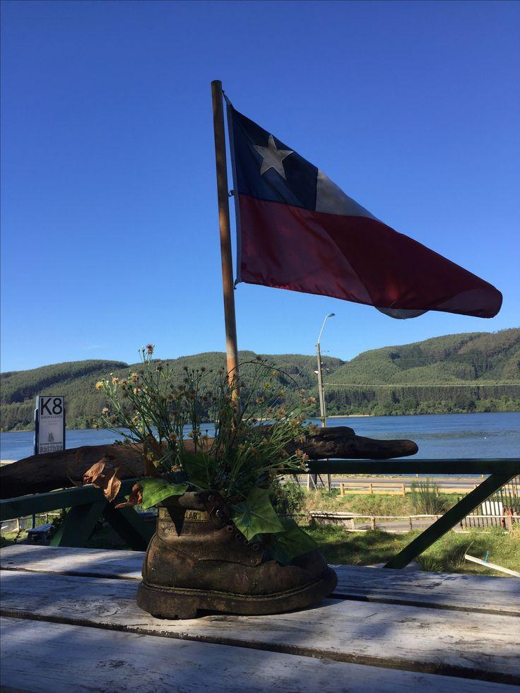 Cutipay , Valdivia