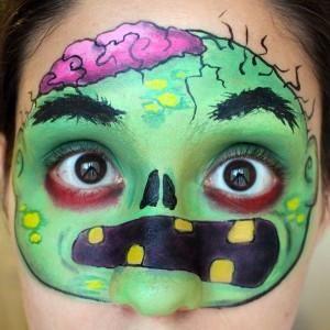Tutorial: Zombie Mask