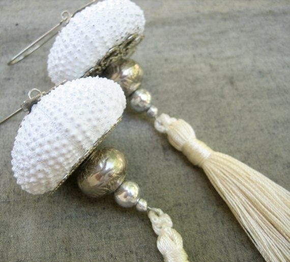 Make Your Own Seashell Jewelry: 1000+ Images About Curtain Tieback & Tassel On Pinterest