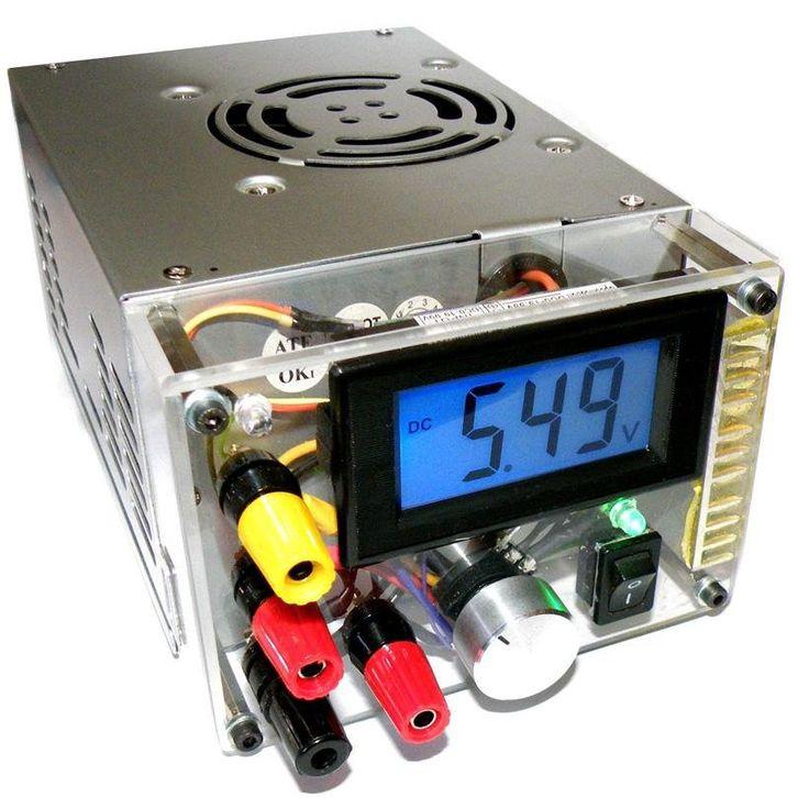 В этом статье расскажу как из старого компьютерного блока питания сделать очень полезный для любого радиолюбителя лабораторный блок ...