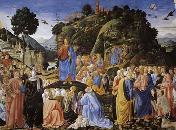 The Beatitudes: The New Law Given by the New Moses | Catholic World Report - Global Church news and views