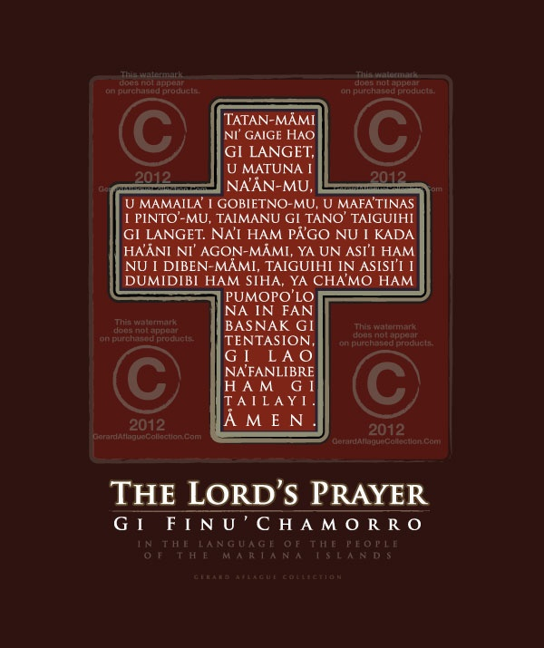 - Our Lord's Prayer in Chamorro