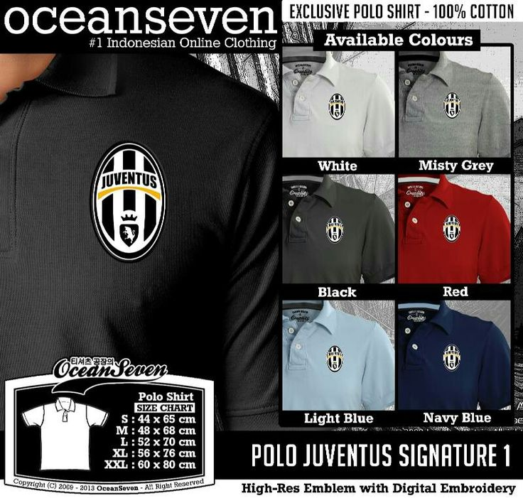 polo juventus signature 1