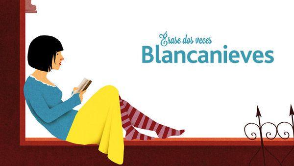 Verkami: Érase dos veces. Otra forma de contar la historia de Blancanieves.