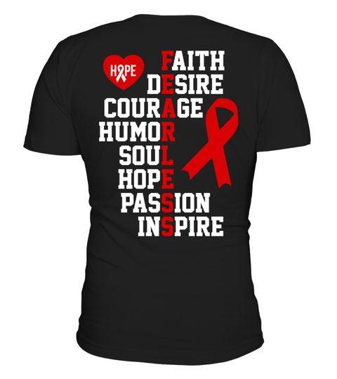 AIDS Awareness T-Shirts