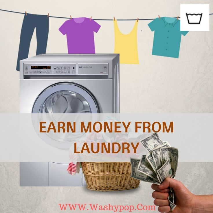 Did you ever think you could earn money by doing laundry? YES! Join Washypop and kick start your career as a Washypopper.