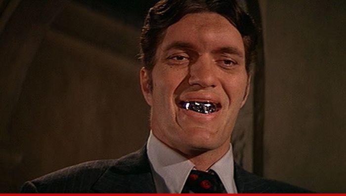 One of James Bond's most memorable villians has died => RIP, actor Richard…