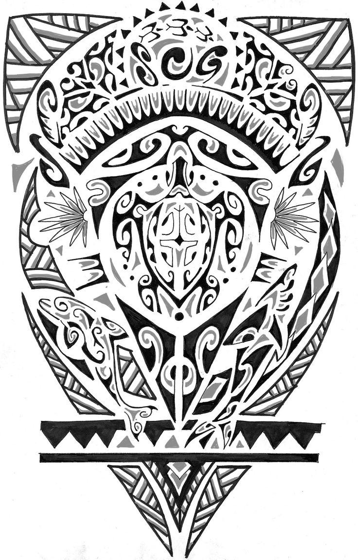 Maori art Difficulty: *** (*/**/***)