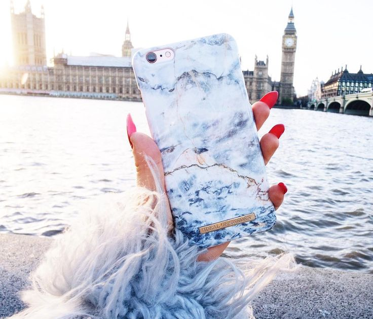 Ocean Marble by @jasminnikolausson - Fashion case phone cases iphone inspiration iDeal of Sweden