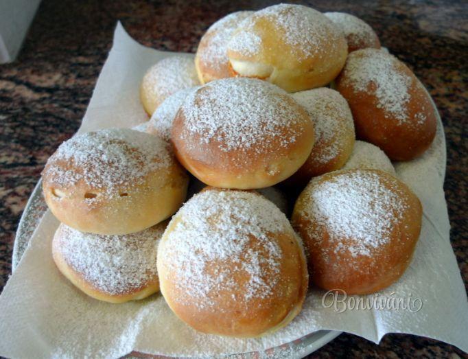 Koblihy z trouby • recept • bonvivani.sk