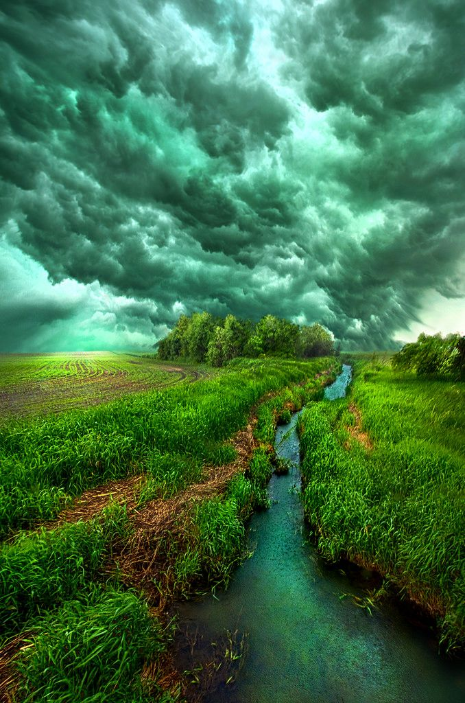 ~~Transformation | epic clouds, spring storm, Wisconsin landscape | by Phil Koch~~