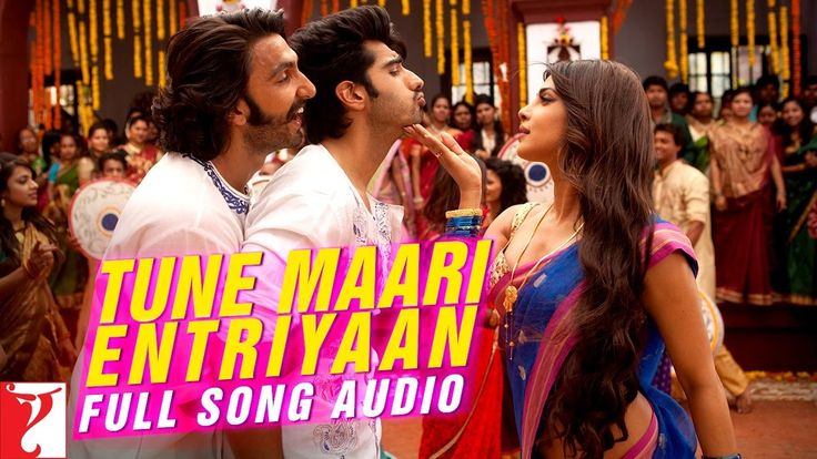 Get the dance times rolling with the full audio of the peppy song 'Tune Maari Entriyaan' from the film 'Gunday'.  Movie Credits: Starring: Ranveer Singh, Arjun Kapoor, Priyanka Chopra & Irrfan Khan Written & Directed by: Ali Abbas Zafar Produced by: Aditya Chopra Director of...
