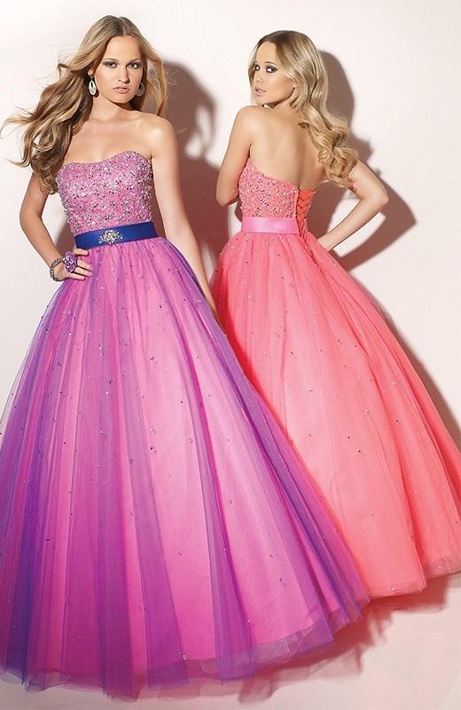 Ball Gown Sweetheart Organza Floor-length ,Find it here ... http://honeydress.com/b/Ball-Gown-Sweetheart-Organza-Floor-length-Quinceanera-Dresses-06022.html ...