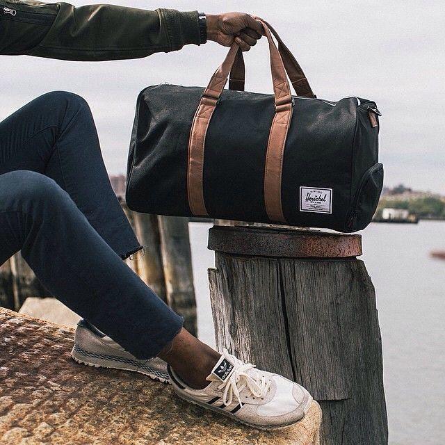 "14.8k Likes, 158 Comments - Herschel Supply Co (@herschelsupply) on Instagram: ""Pack your bags. Photo: @jackthreads #NovelDuffle #HerschelSupply"""