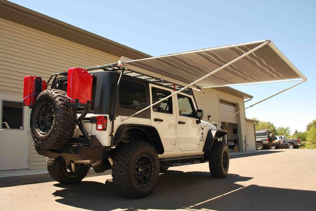 jeep jk with awning jeep pinterest flower vehicles