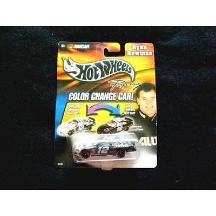 2003 Ryan Newman #12 Alltel Dodge Intrepid Color Changer Car Hotwheels 1/64 Scale Diecast Cold Temperature To Warm Temperature Changes Color  2003 Ryan Newman #12 Alltel Dodge Intrepid Color Changer Car Hotwheels 1/64 Scale Diecast Cold Temperature To Warm Temperature Changes Color *Hood and Trunk DO NOT Open