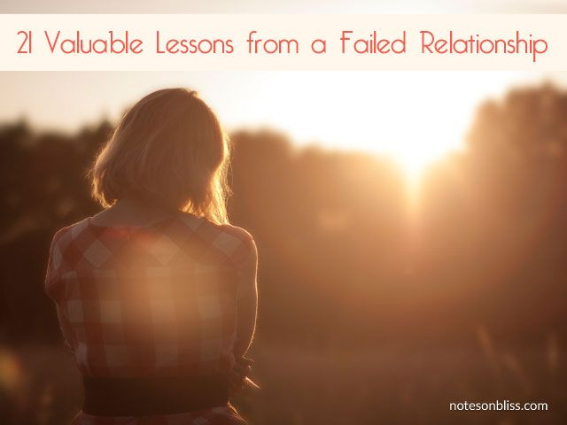 Deepak Chopra teaches that within every challenge lies opportunity. Here are 21 valuable lessons you can learn from a failed relationship.