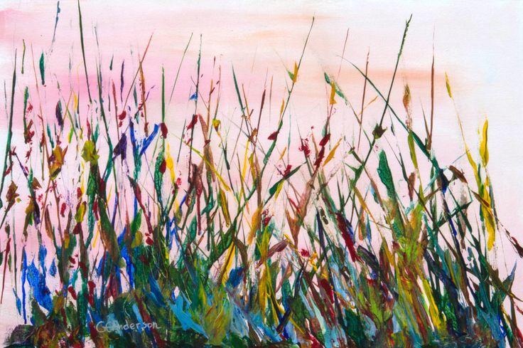 title: Marsh at Sunrise artist: Gary Anderson