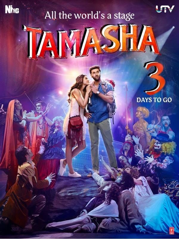 Tamasha (2015) Full Hindi Movie Free Watch Online. Tamasha ...