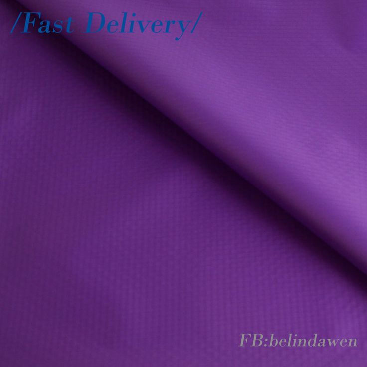 Outdoor Waterproof Fabric Ultra-light Ripstop Nylon Fabric Purple Color Yard X Length For Kite Tent Making & 451 best Fabric images on Pinterest | Custom fabric Spoonflower ...