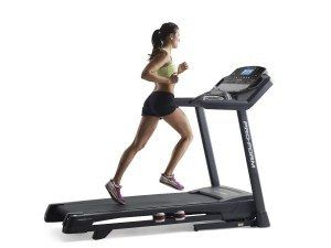 ProForm Power 995i Treadmill I workout!