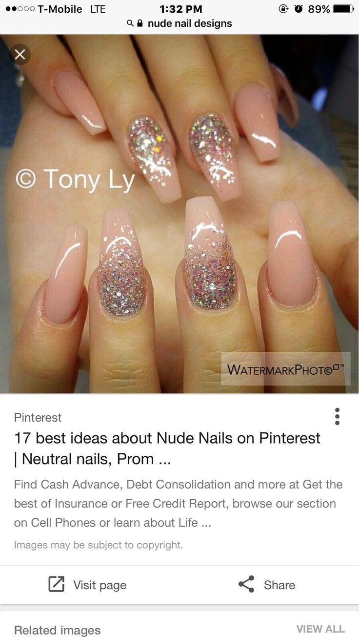 34 besten Nails Bilder auf Pinterest | Nagelkunst, Nagellack und ...