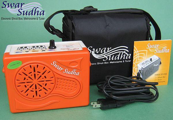 SWAR SUDHA - Electronic Shruti Box