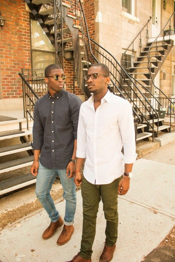 #OOTDMTL IS ISAAC AND MARVEN! #ootd #fashion #streetstyle #bloggers http://ootdmontreal.com/2014/06/20/ootd-montreal-is-isaac-and-marven/