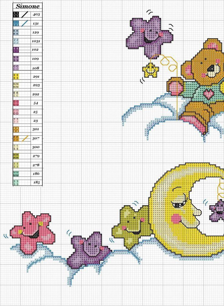 Atelier Colorido PX: Gráfico (16) do outro blog... Obrigado Kátia e Elizangela!