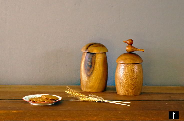 Our special wooden products that come from the nature. The unique jars by gugarwood.