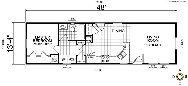 single wide mobile home floor plans 14 x 52 with 541698661406323143 on Megazine additionally Sunland Park likewise Megazine php likewise Single Wide Mobile Home Floor Plans Michigan besides Eagle River 60f547 14x56 2 Bedroom 1 Bath.