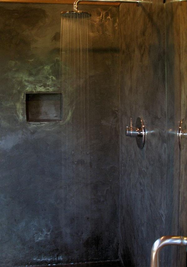 Concrete Shower By Bahko Bahko Concrete Dream Home