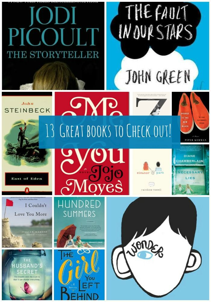 13 Great Books to Check Out in 2013 from MomAdvice.com.Worth Reading, Book Lists, 2013 Book, Check, Book Worth, Book Ideas, Great Book, Momadvice Com, Momadvicecom