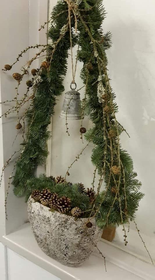 Weihnachtsdeko ✵ Natur.