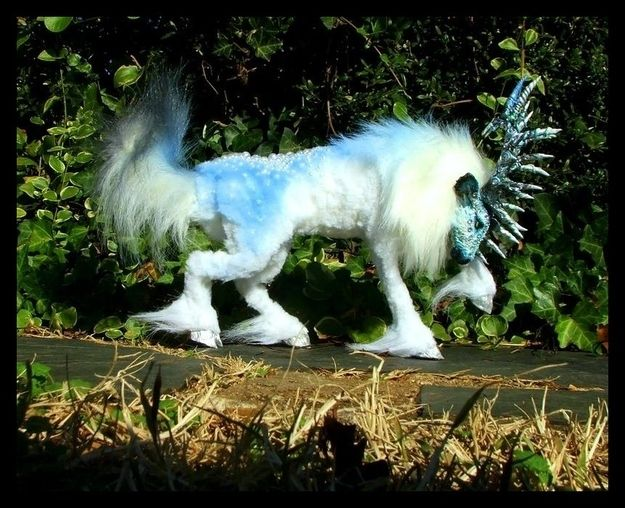 15 Majestic Mythical Creatures Up For Adoption...By Artist Wood-Splitter-Lee@deviant ART.com...