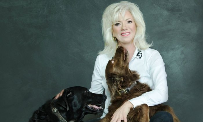 What it takes to rescue a dog: a matchmaker, a plane ticket and a Dolly Parton lookalike