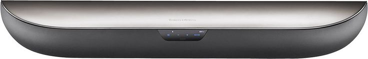 Bowers & Wilkins - Panorama 2 Soundbar System with HDMI Switching - Black