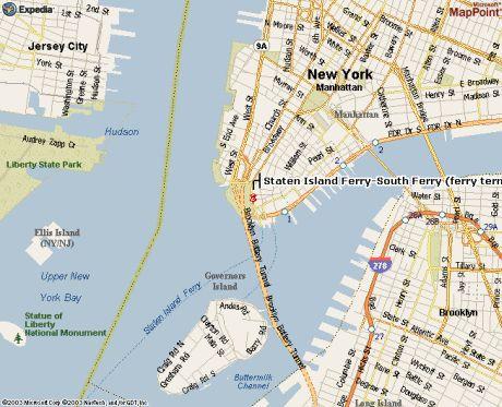 Ferry Schedule Staten Island