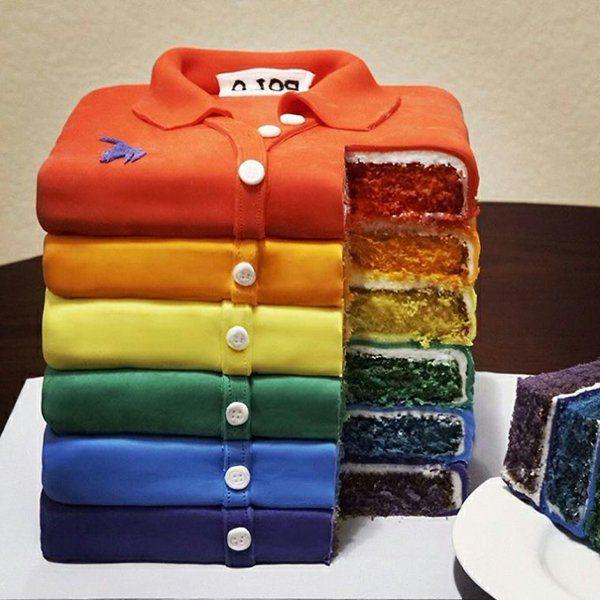 Des idées de décoration pour des gâteaux d'anniversaire; originels gâteaux d'anniversaire pour votre fête unique;