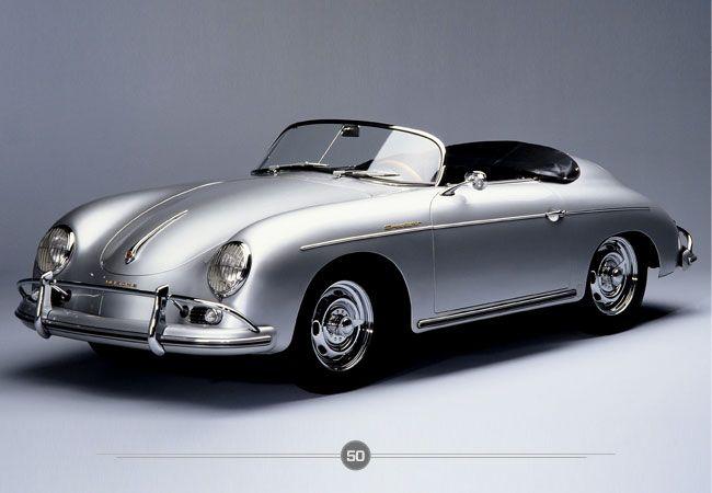 Порше-356-Спидстер
