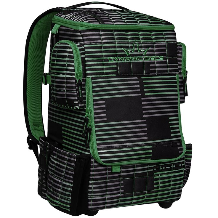 Dynamic Discs Ranger Backpack Stoke Green Disc Golf Bag