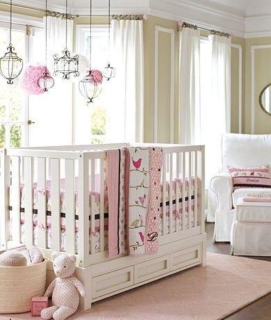 Nursery Designs and Lighting