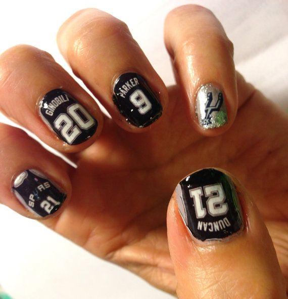 130 best Sports Nails ❤ ❤ images on Pinterest   Nail art ideas ...