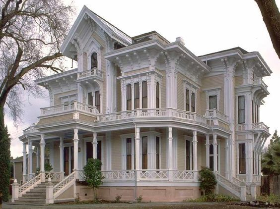 Victorian Home                                                                                                                                                                                 More